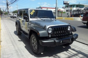 Jeep Willys 2015