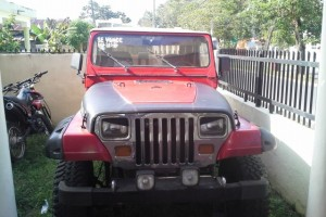 Jeep Wrangler 1988 4x4 Excelentes Condiciones