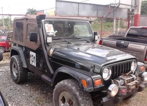 Venta Supercarros Jeep Wrangler 1999 Vehiculos Usados Dominicana