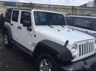 Jeep Wrangler 2014 Unlimited Sport