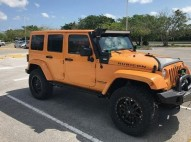 Jeep Wrangler Rubicon 2012 Unlimited
