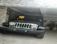 Jeep Wrangler Sahara 2008