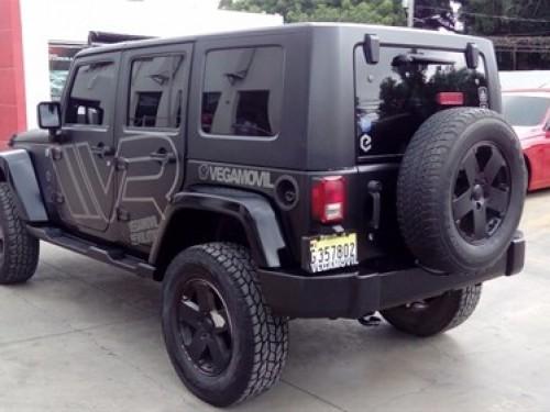 Jeep Wrangler Sahara 2010