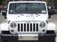 Jeep Wrangler Sahara Unlimite 2015