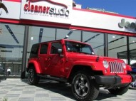 Jeep Wrangler Sahara Unlimite 2018