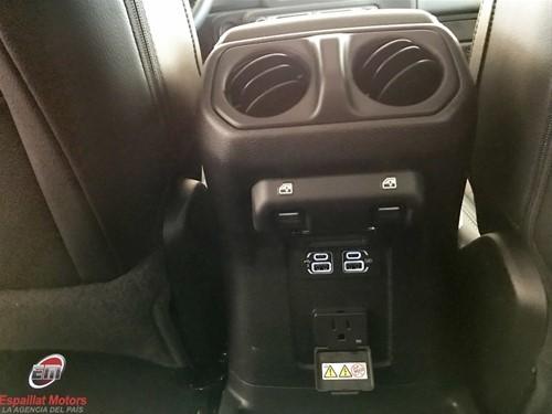 Jeep Wrangler Sahara Unlimited 2018