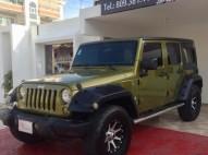 Jeep Wrangler Unlimite 2007