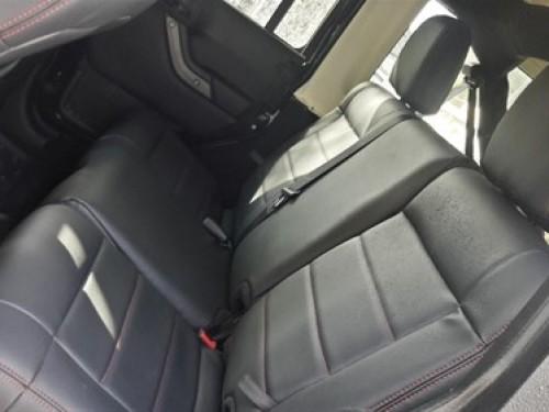 Jeep Wrangler Unlimite 2011