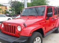 Jeep Wrangler Unlimite 2012