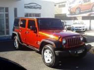 Jeep Wrangler Unlimite 2014