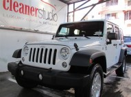 Jeep Wrangler Unlimite 2017