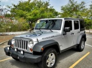 Jeep Wrangler Unlimite Rubicon 2012