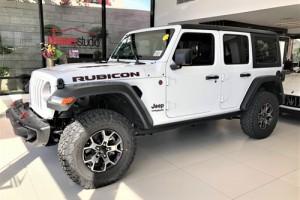 Jeep Wrangler Unlimited Rubicon 2019