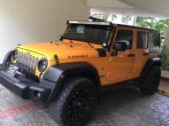 Jeep Wrangler Unlimited Sahara 2012