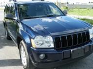 Jeep grand cherokee laredo 2005 4x4 azul