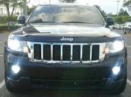Jeep grand cherokee laredo 2012 panoramica