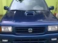 Jeep honda 1995 passport azul diesel full