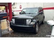 Jeep liberty 4wd 2011