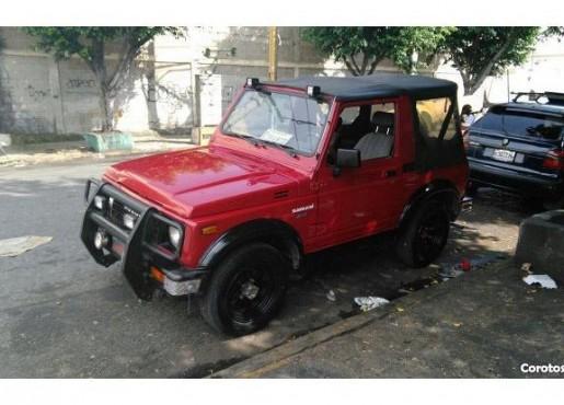 Jeep Suzuki Samurai Republica Dominicana En Rd Super Carros 1