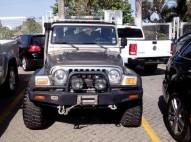 Jeep wrangler 2005 listo para montiar