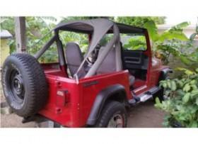 Jeep 1991 Wrangler tienes que verlo