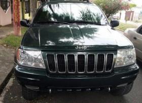Jeep Blindado Grand Cherokee 2001