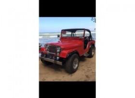 Jeep CJ 5 del 1972