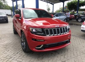 Jeep Cherokee SRT8 2014