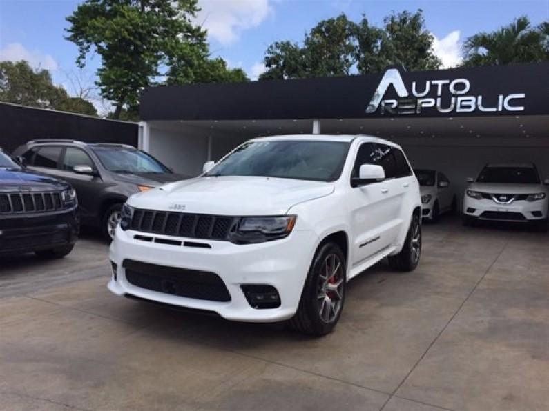 Jeep Cherokee SRT8 2018
