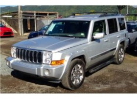 Jeep Commander 4x4 Lemited 2010