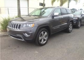 Jeep GRAND CHEROKEE LIMITED LUXURY 2014