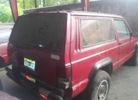 Jeep Grand Cherokee 1988