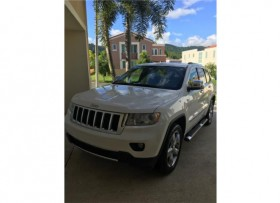 Jeep Grand Cherokee 2011 Solo 58650 millas