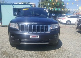 Jeep Grand Cherokee CRD Limited 2011