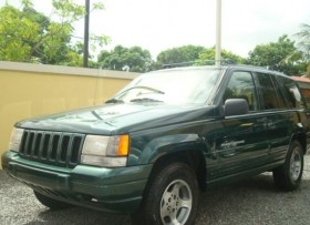 Jeep Grand Cherokee Laredo 1996