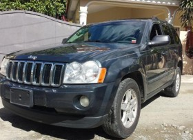 Jeep Grand Cherokee Laredo 2007 4x4