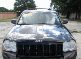 Jeep Grand Cherokee Laredo 2008
