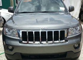 Jeep Grand Cherokee Laredo 2011