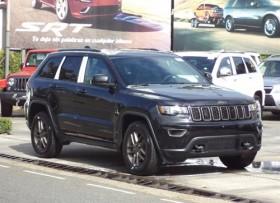 Jeep Grand Cherokee Laredo 75 ANIVERSARIO 2017