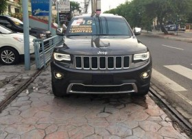 Jeep Grand Cherokee Limited 15 PANORAMICA