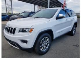 Jeep Grand Cherokee Limited 2016 LIQUIDACION