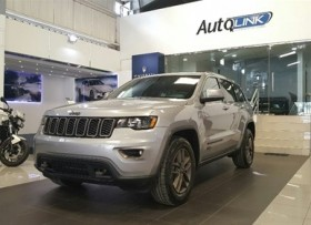 Jeep Grand Cherokee Limited 75 ANIVERSARIO 2017