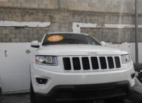 Jeep Grand Cherokee Overland 2007