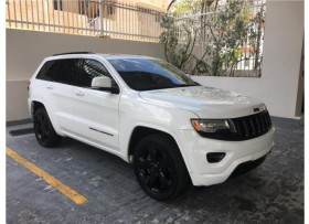 Jeep Grand Cherokee Overland 2014 4x4 57L