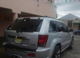 Jeep Grand Cherokee SRT 8 2006