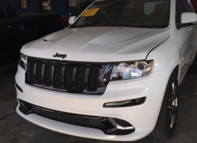 Jeep Grand Cherokee SRT 8 2013