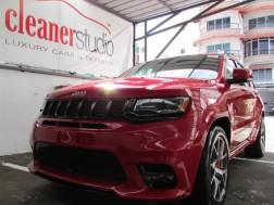 Jeep Grand Cherokee SRT 8 2017