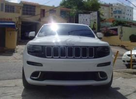 Jeep Grand Cherokee STR-8 2014