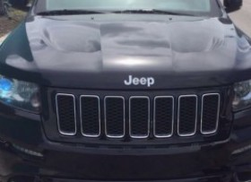 Jeep Grand Cherokee STR8 2013