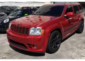 Jeep Grand Cherokee Srt 2006